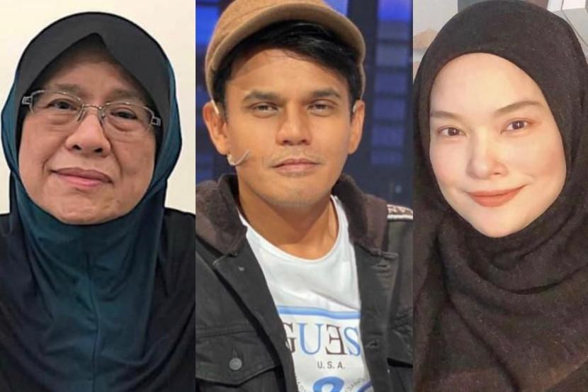 Nora Ariffin, Habsah Hassan dan Yusry Abdul Halim kini bergelar Datuk,  dikurnia pingat Panglima Mahkota Wilayah - Hiburan | mStar