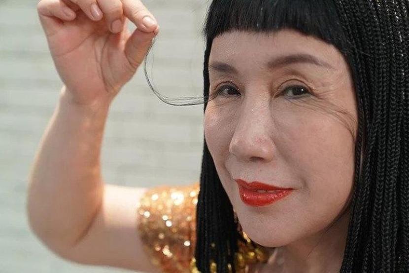 Wanita ini pecah rekod dunia, miliki bulu mata 8 inci