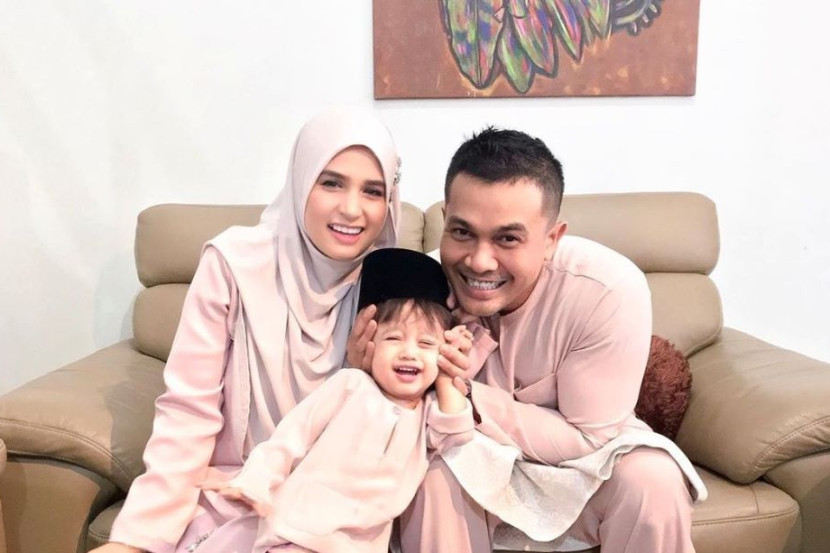 "Saya balik pun Ali tak tahu"" - Kurang rapat dengan anak, Saharul Ridzwan akui timbul rasa cemburu terhadap isteri - Hiburan | mStar"