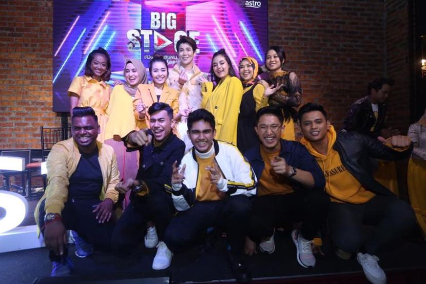 Big Stage Kembali Bbnu Korea Selatan Jadi Tumpuan Hiburan Mstar